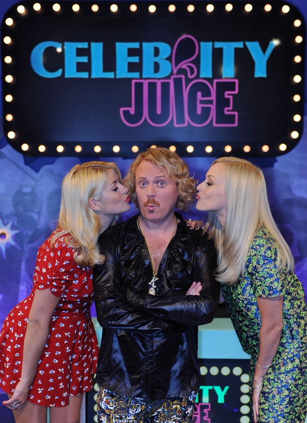 Watch Series Celebrity Juice Season 3