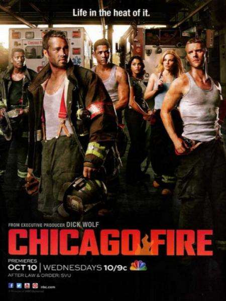 Chicago Fire Season 1 MoziTime