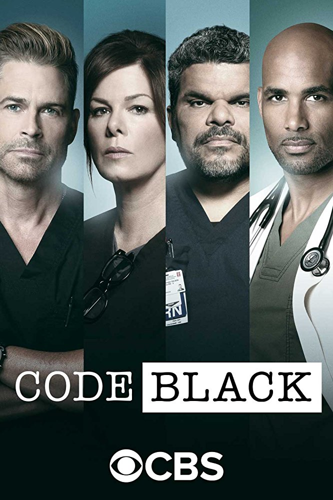 Watch Series Code Black Season 3
