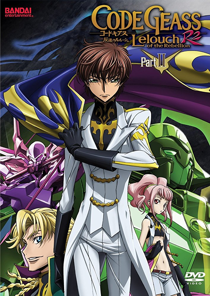 Code Geass Lelouch of the Rebellion Season 2 123Movies