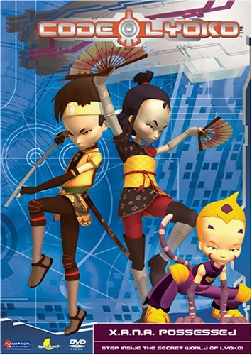 Watch Series Code Lyoko Season 1