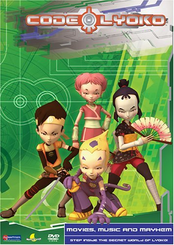 Code Lyoko Season 3 123Movies