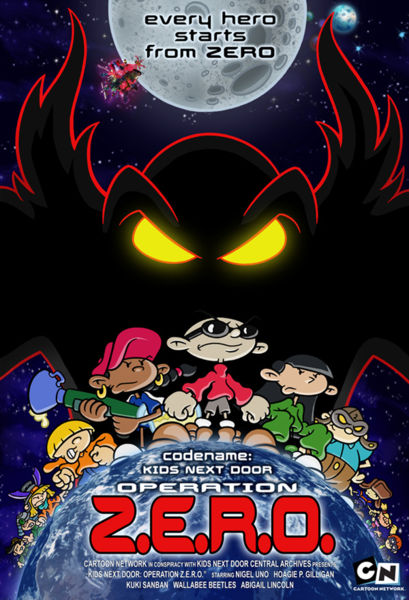 Codename Kids Next Door Season 2 123Movies