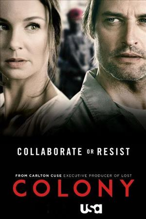 Watch Series Colony Season 3