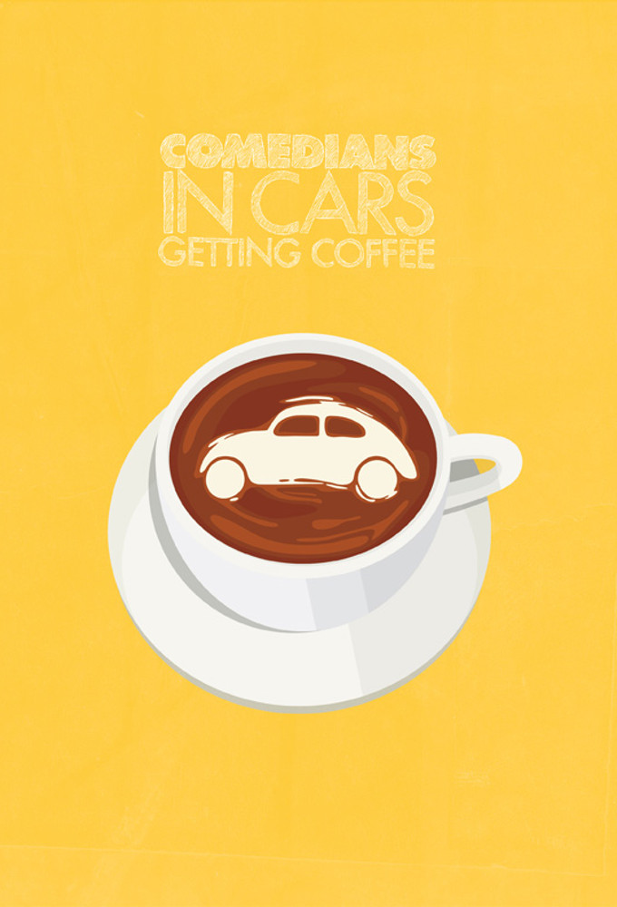 Comedians in Cars Getting Coffee Season 2 123Movies