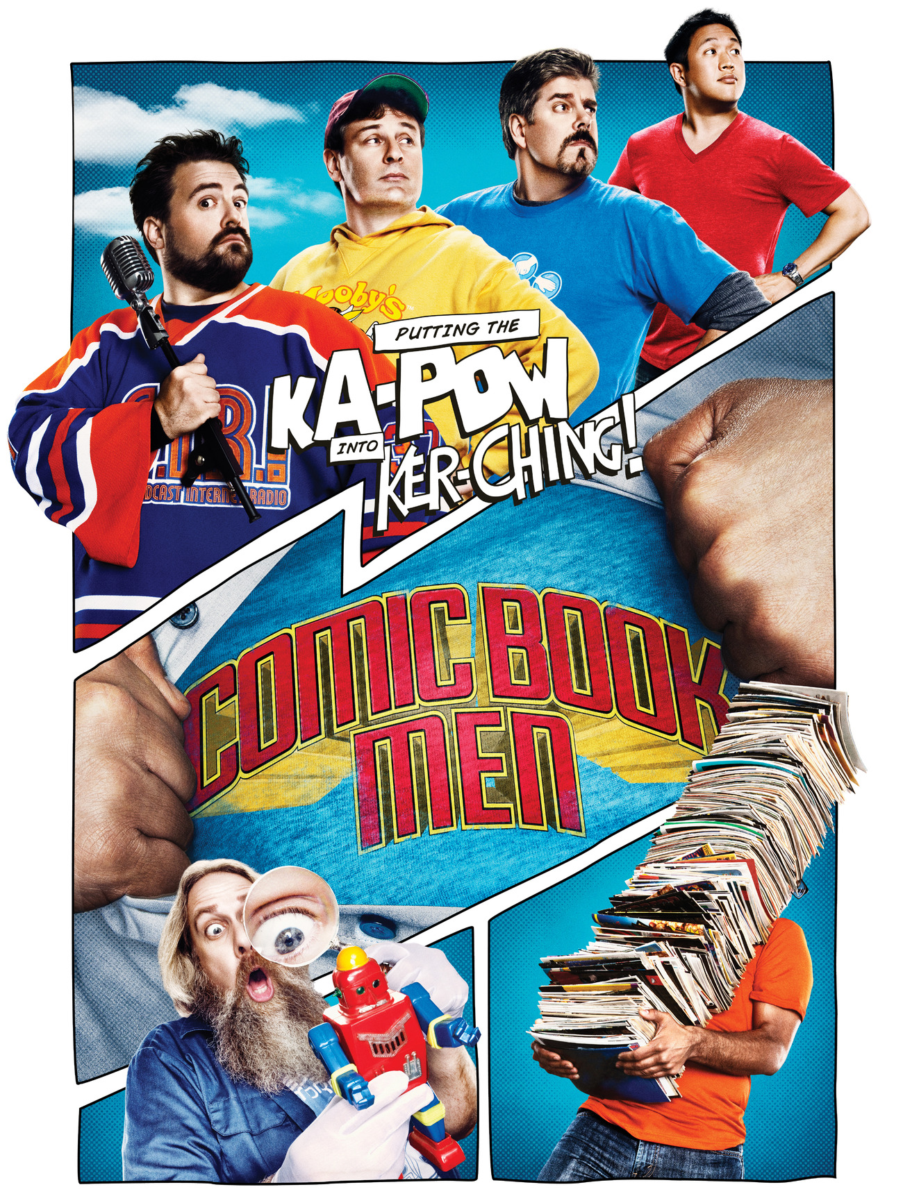 Comic Book Men Season 1 123Movies