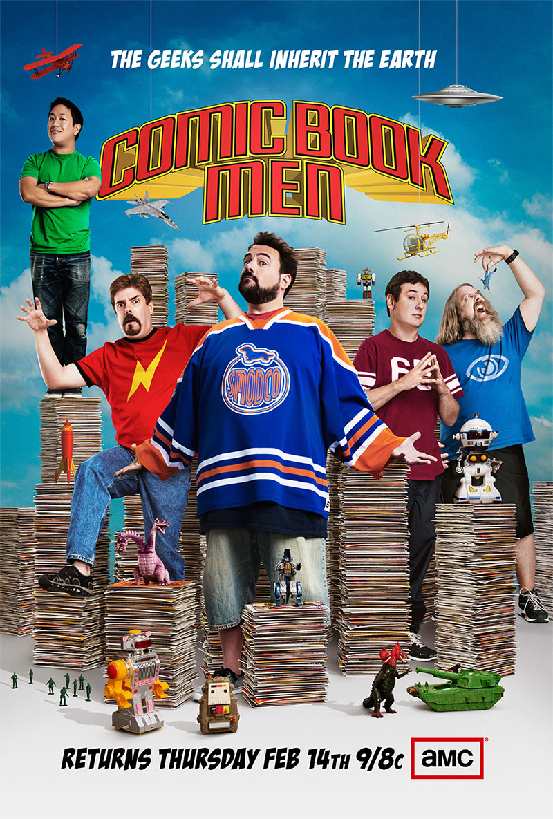 Comic Book Men Season 2 123Movies