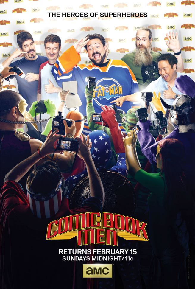Comic Book Men Season 4 123streams