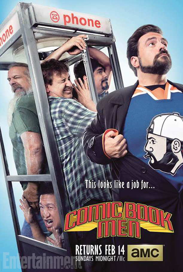 Comic Book Men Season 5 123Movies