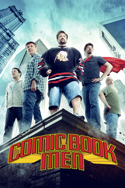 Comic Book Men Season 6 123Movies