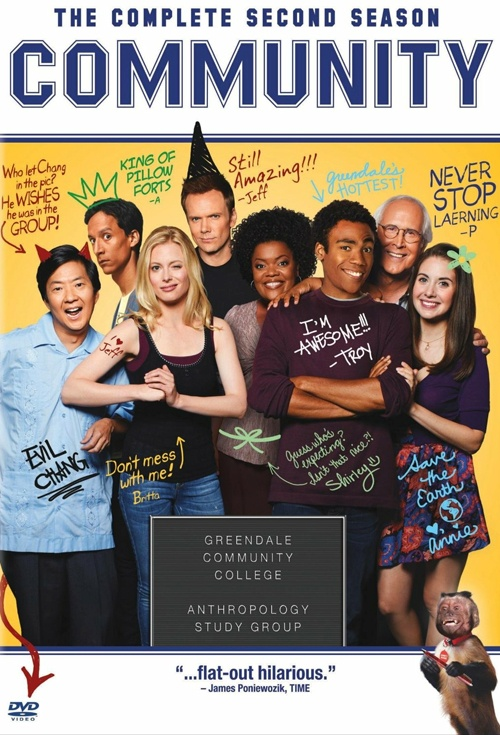 Watch Series Community Season 1