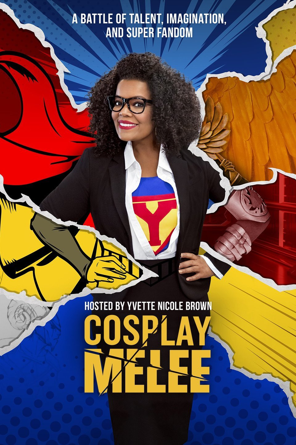 Cosplay Melee Season 1 123Movies