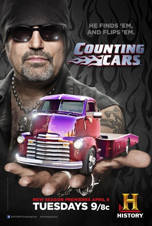 Counting Cars Season 8  123Movies