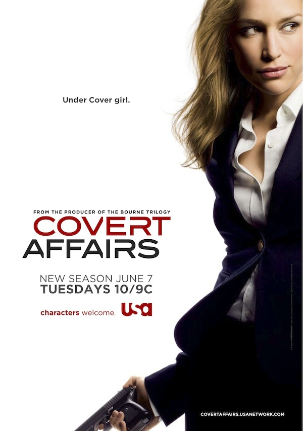 Covert Affairs Season 2 123movies