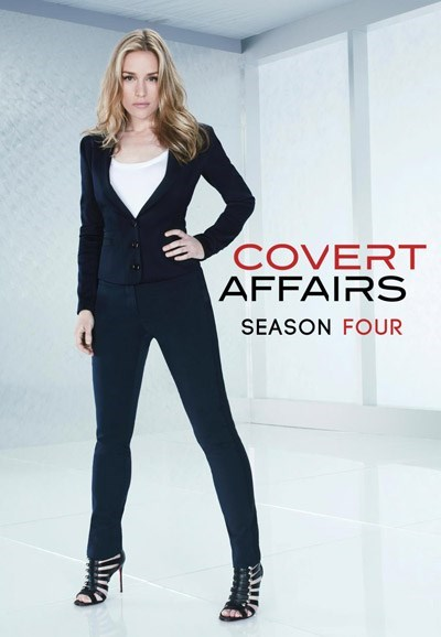 Covert Affairs Season 4 123streams