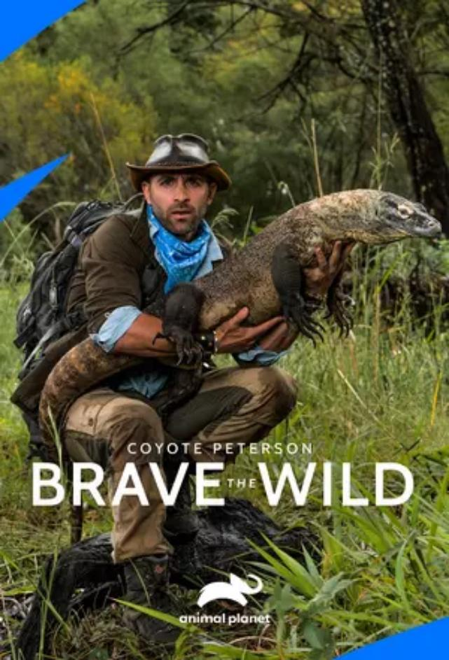 Coyote Peterson Brave the Wild Season 1 123Movies