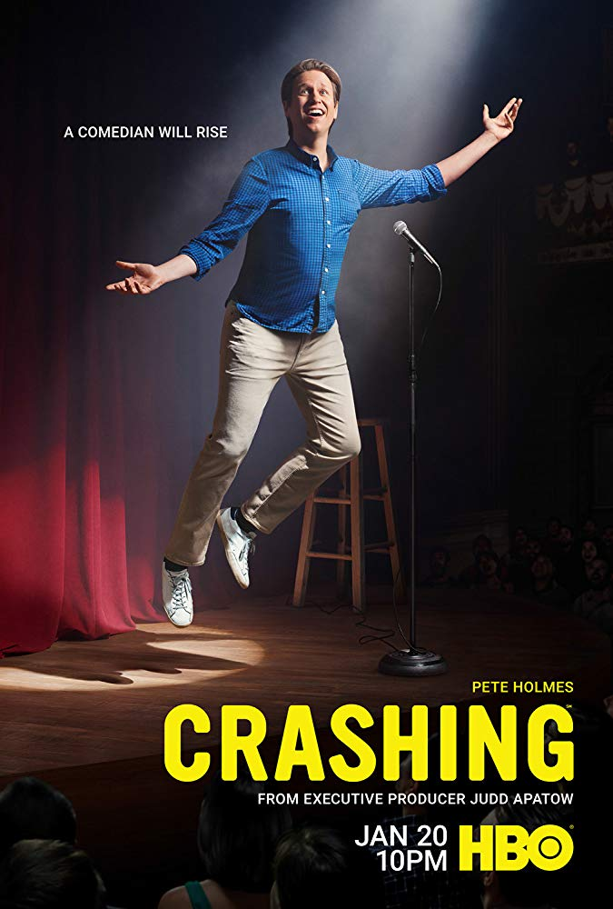 Watch Series Crashing Season 3