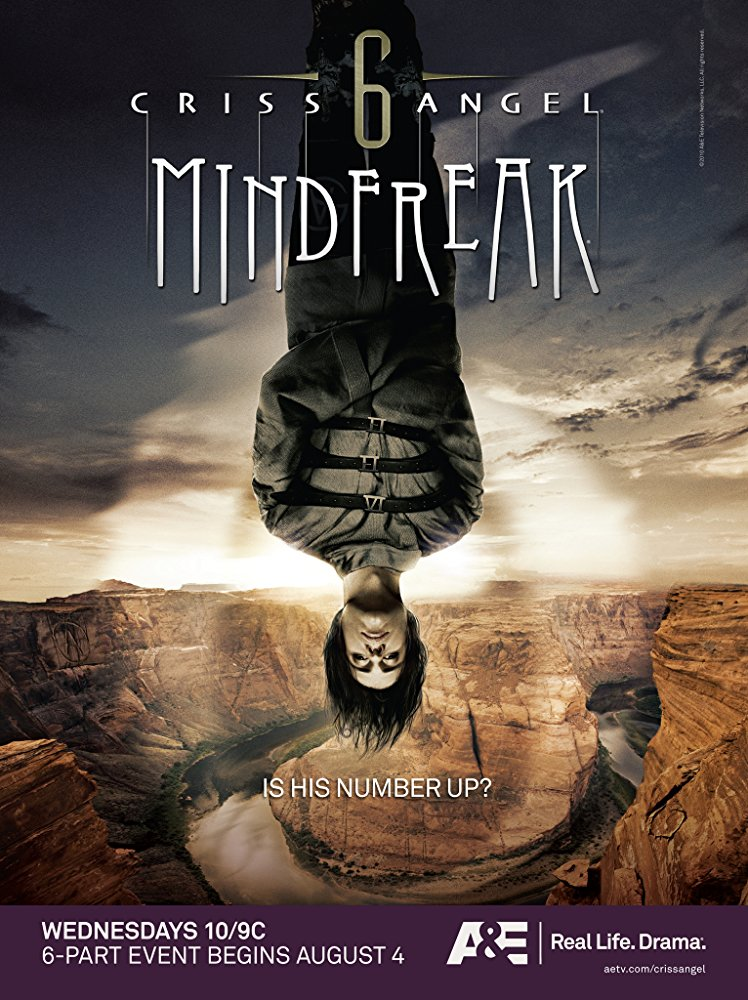Watch Series Criss Angel Mindfreak Season 3