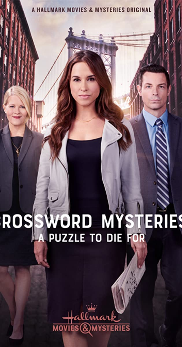 Crossword Mysteries Season 3 123Movies