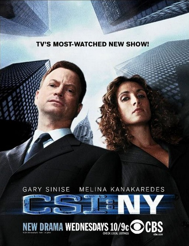 CSI NY Season 2 123Movies