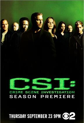Watch Series CSI Season 10