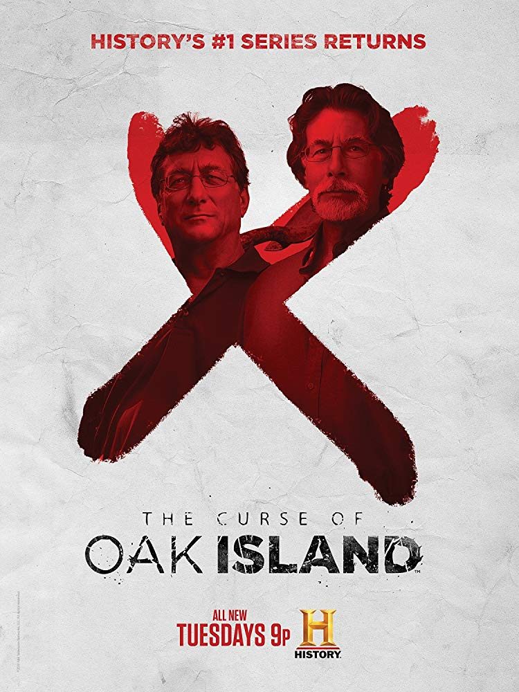 stream Curse Of Oak Island Season 7