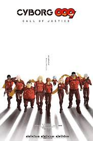 Cyborg 009 Call of Justice Season 1 123streams