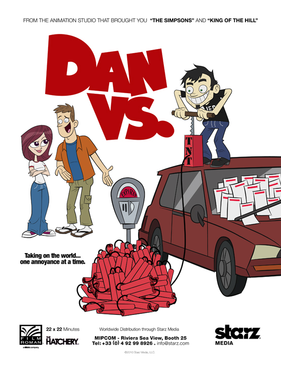 Watch Series Dan Vs Season 3