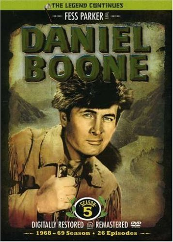 Daniel Boone Season 3 123Movies