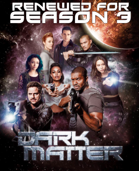 Watch Series Dark Matter Season 3