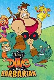 Dave the Barbarian Season 1 funtvshow