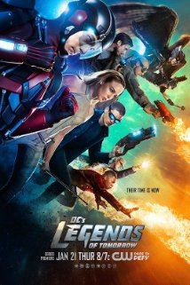 DCs Legends of Tomorrow Season 1
