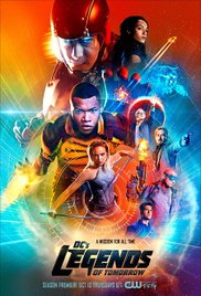 DCs Legends of Tomorrow Season 2 123Movies