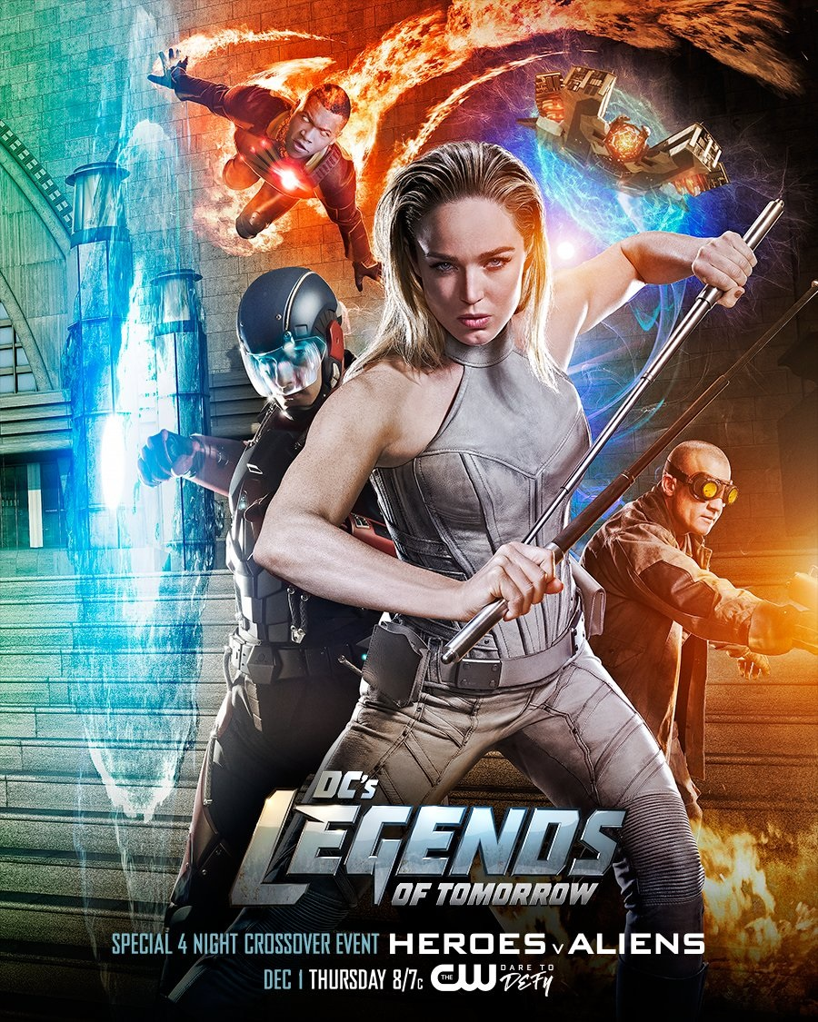 DC's Legends of Tomorrow Season 3 Full Episodes 123movies
