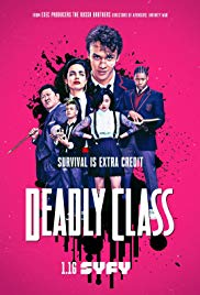 Deadly Class Season 1 123Movies