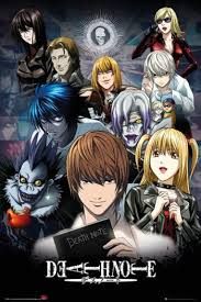 Watch Series Death Note Anime  Season 1