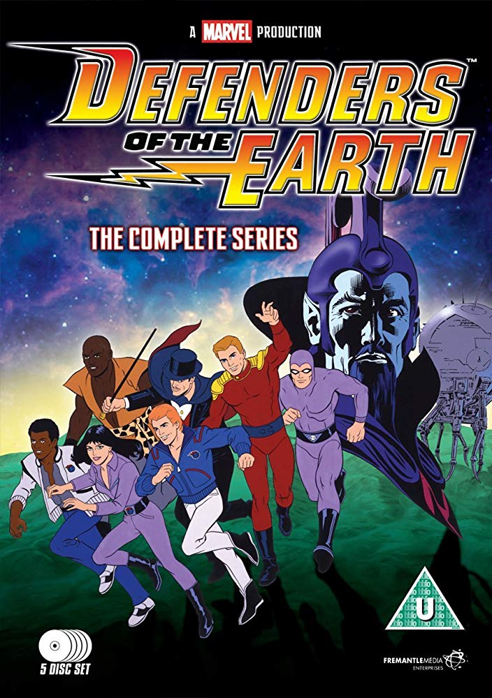 Defenders of the Earth Season 1 MoziTime