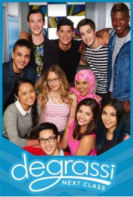 Degrassi Next Class Season 2