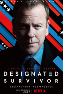 Watch Series Designated Survivor Season 3