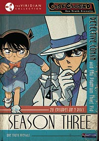 Watch Series Detective Conan Season 3