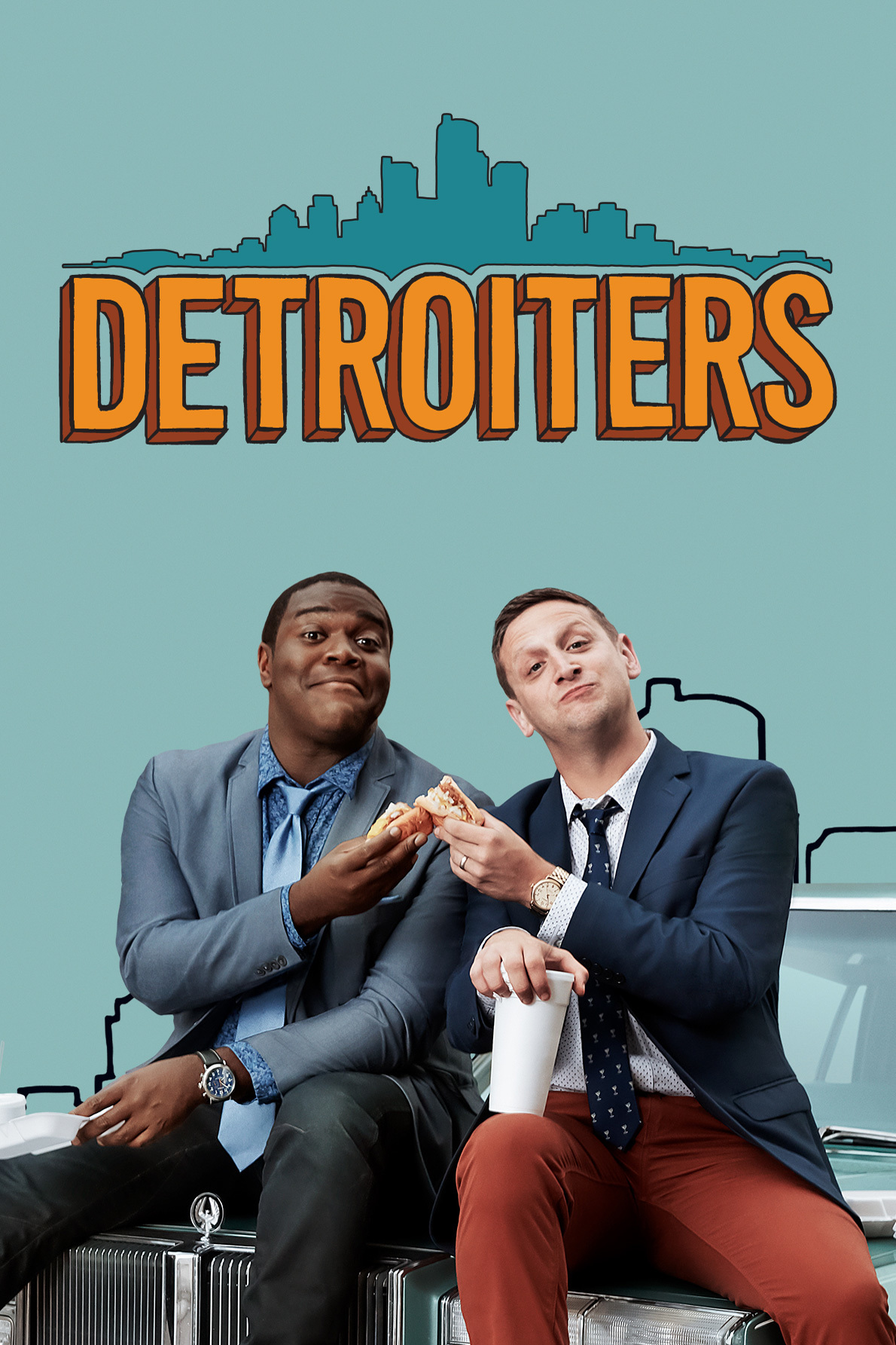 Detroiters Season 2  123Movies