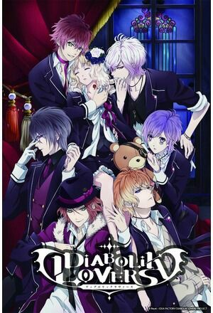 Watch Series Diabolik Lovers Season 1