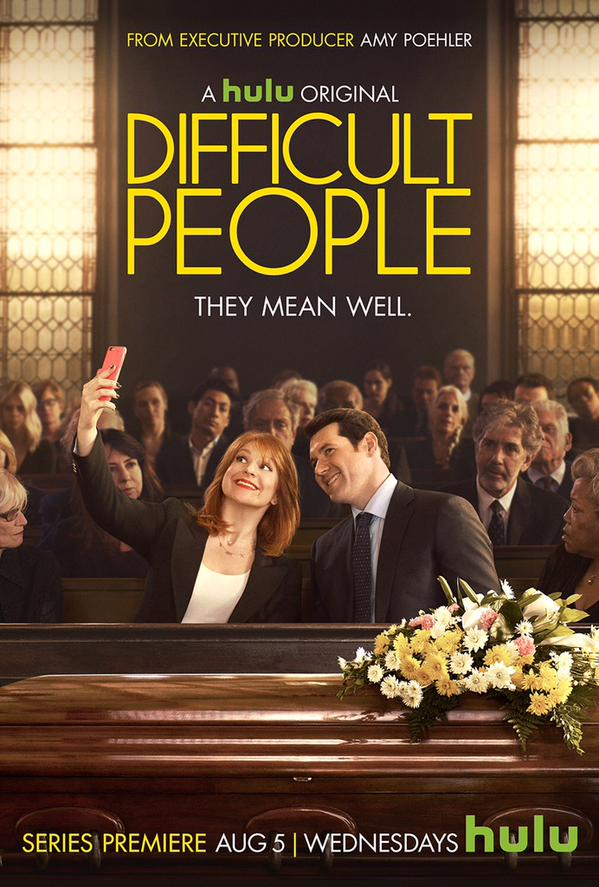 Difficult People Season 1 123Movies