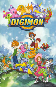 Watch Series Digimon Adventure season 1 Season 1