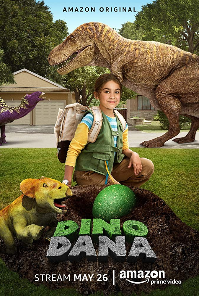Watch Series Dino Dana Season 1