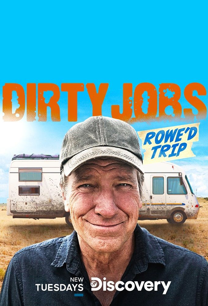 Dirty Jobs Rowe'd Trip Season 1 funtvshow