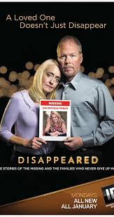 Disappeared Season 1 123Movies