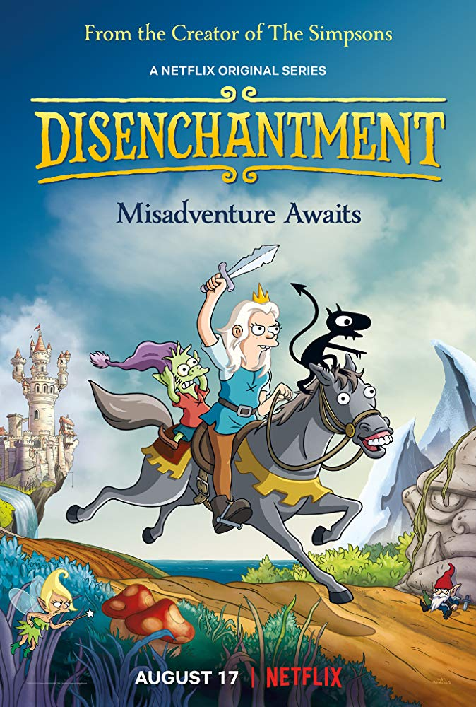 Disenchantment Season 1 123Movies
