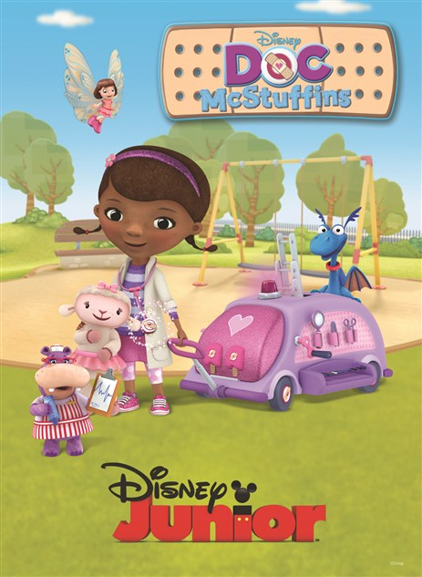 Doc McStuffins Season 4 123Movies
