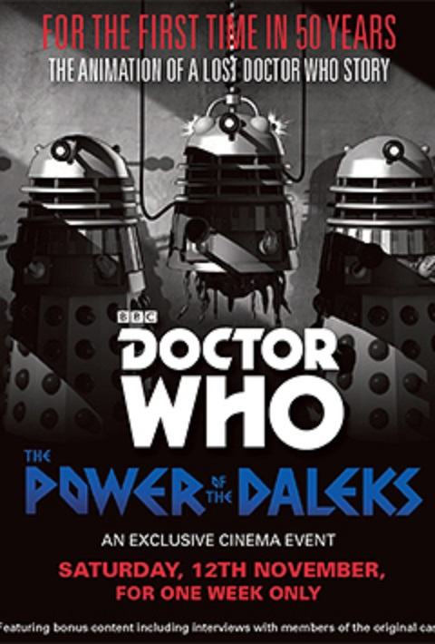 Doctor Who The Power of the Daleks Season 1 123Movies